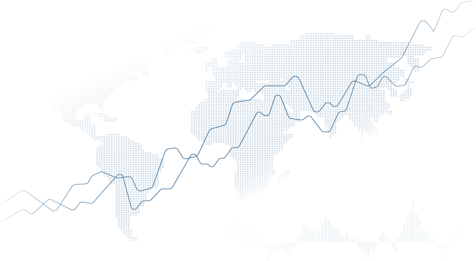 World Map Graph