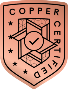 Copper Certificate